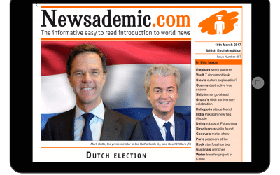 Latest Issue from Newsademic is out