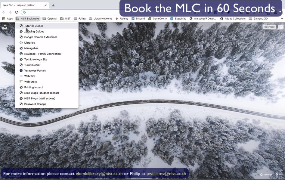 MLC Booking 01