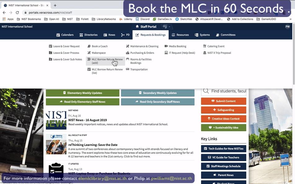 MLC Booking 02