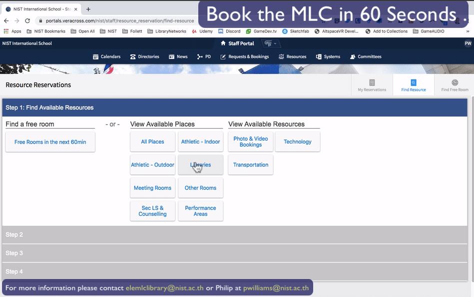 MLC Booking 04