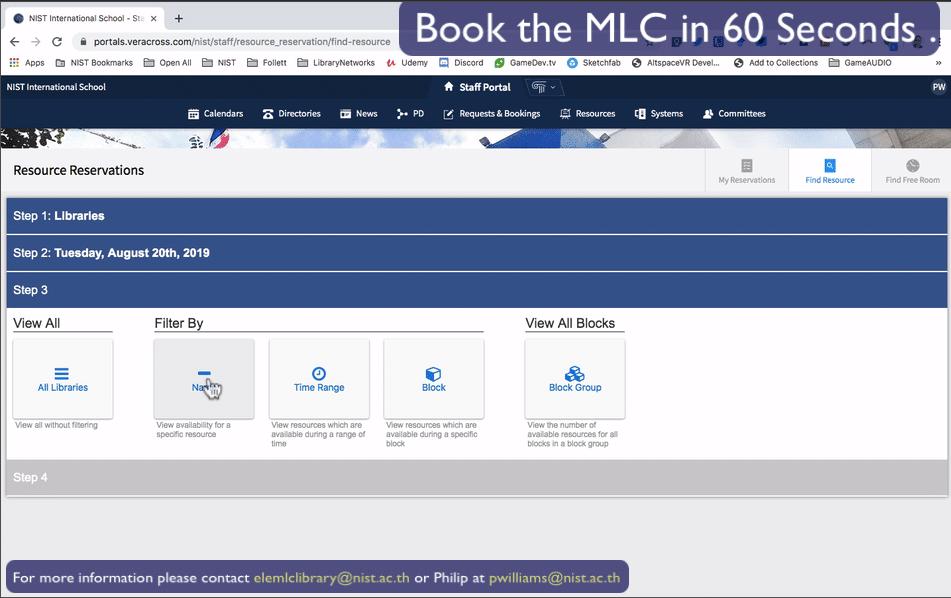 MLC Booking 06